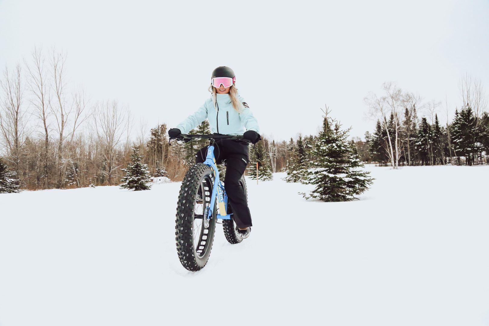 Fatbike Lac Brompton